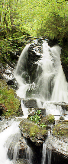 fotodocument waterval